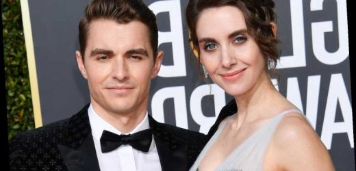 Alison Brie Reveals Working on a Movie with Husband Dave Franco 'Made Me Fall in Love with Him All Over Again'