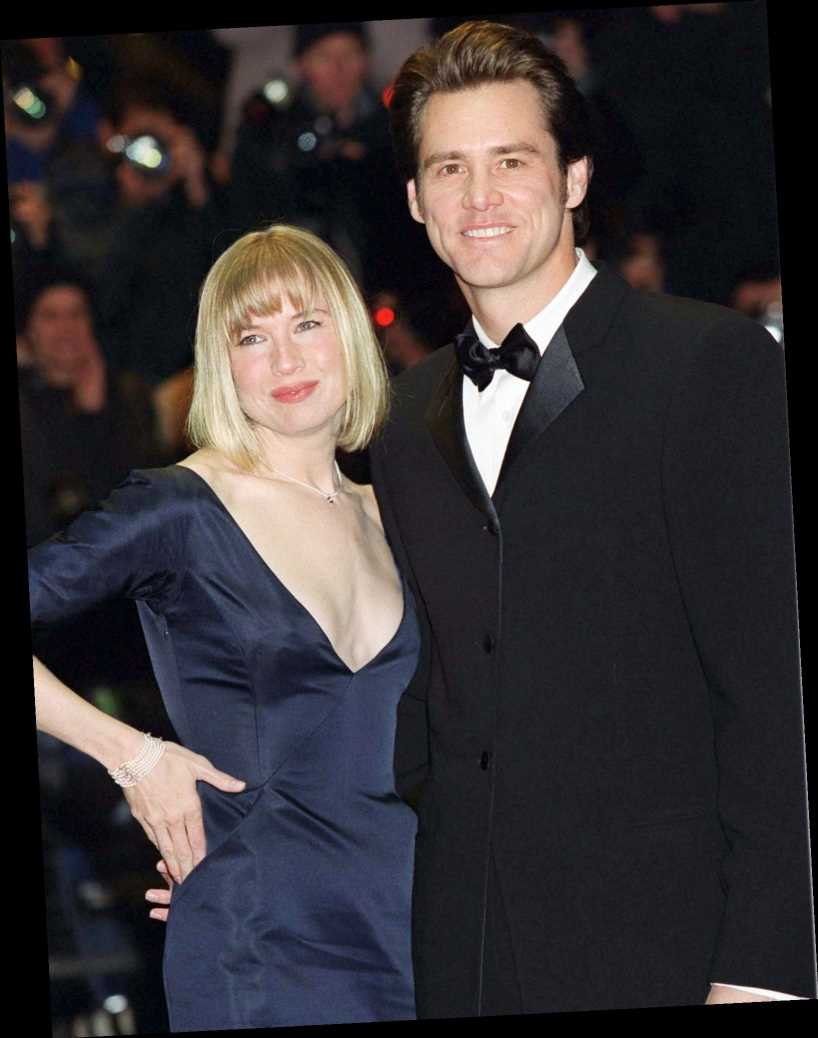 Jim Carrey Says Ex-Girlfriend Renée Zellweger Was 'Special to Me': 'She's Lovely'