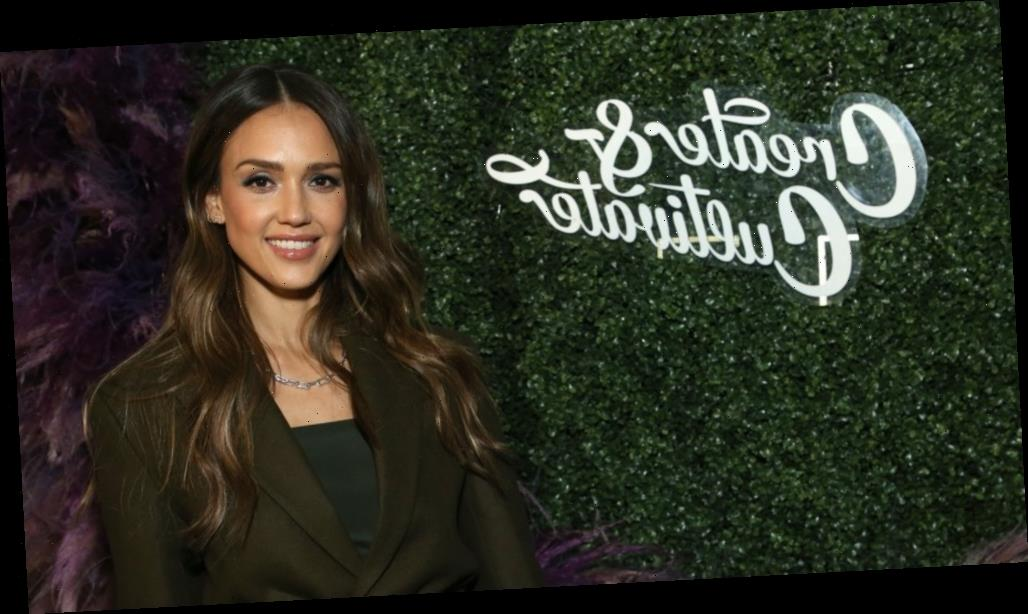 This is what Jessica Alba eats in a day