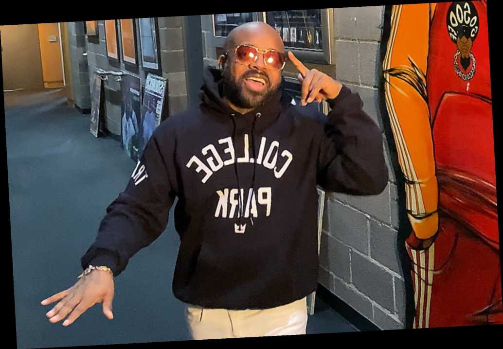 Jermaine Dupri producing 'We Are the World'-inspired charity song