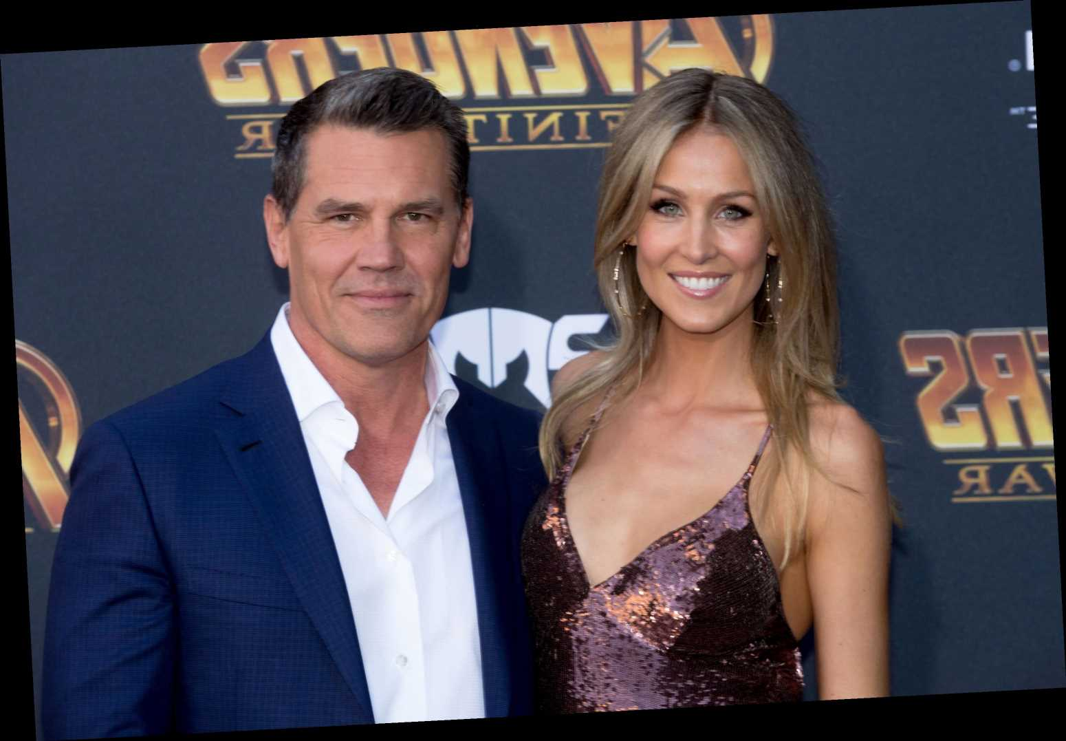 Josh Brolin and wife Kathryn Boyd expecting second child together