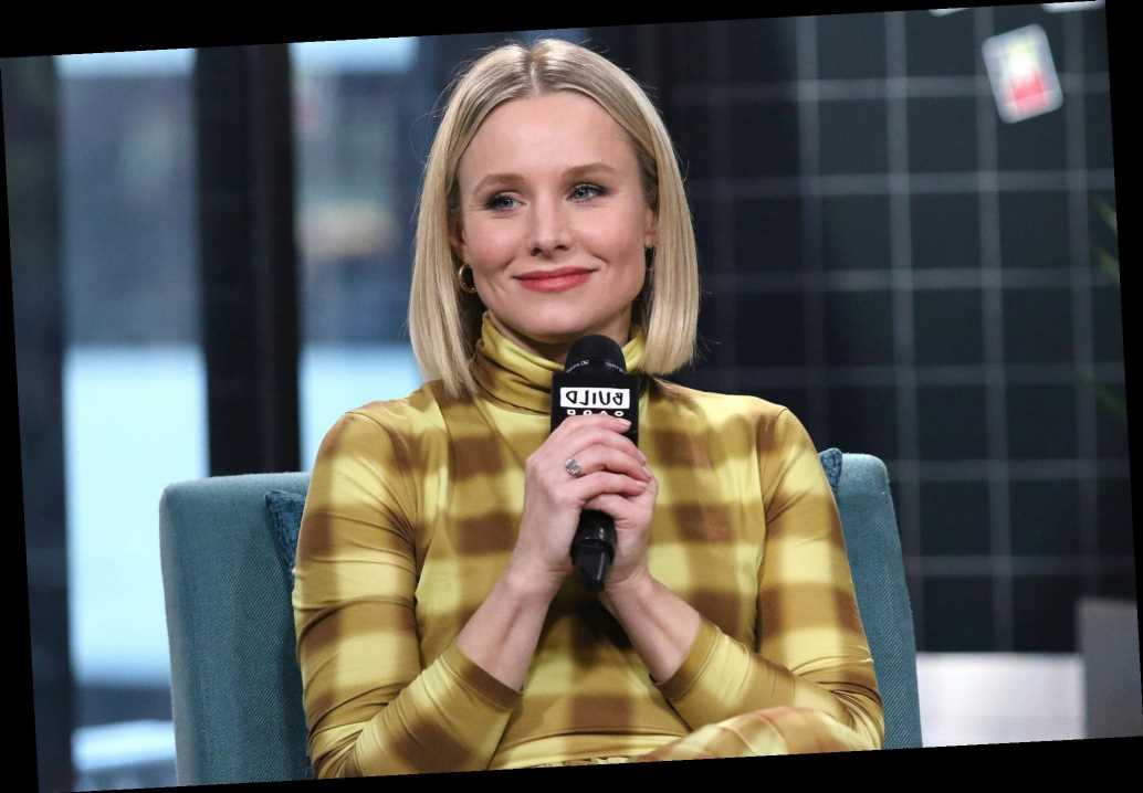 Kristen Bell's 5-year-old daughter, Delta, is out of diapers