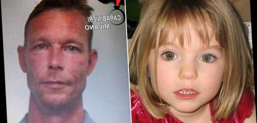 Police in Portugal search for remains of British toddler Madeleine McCann