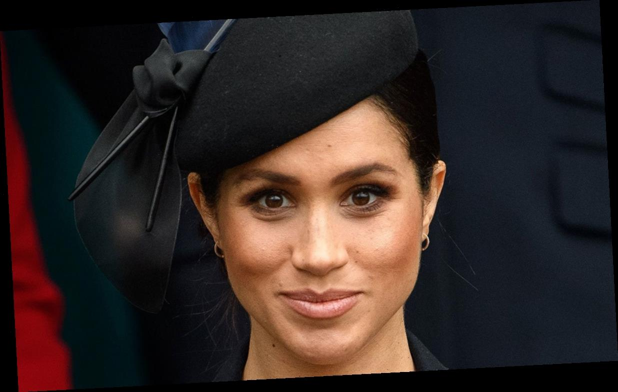 Meghan Markle questioned over personalised necklace – details