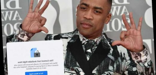 Facebook suspends Wiley's Facebook and Instagram profiles over anti-Semitic rants