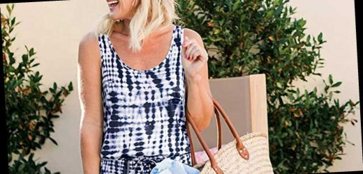 Hate Changing Out of Your Loungewear? You Need This Bestselling Romper