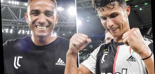 Juventus star Danilo hits out at Fifa for claiming Cristiano Ronaldo is only player to win Serie A, Prem and LaLiga