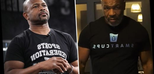 Mike Tyson vs Roy Jones Jr PPV 'will cost fans a staggering £39' to watch exhibition boxing bout