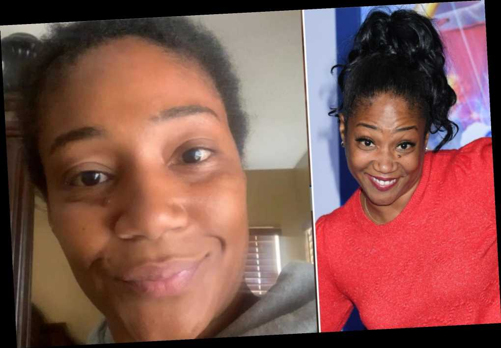 Tiffany Haddish fans concerned comic 'lost her mind' after quarantine haircut