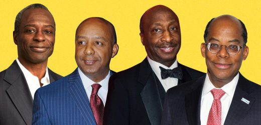 One of the only 4 Black Fortune 500 CEOs just stepped down — here are the 3 that remain