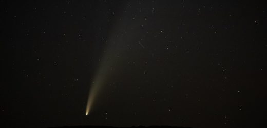 How to see the comet NEOWISE in Colorado in July — The Know