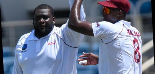 We look at the West Indies squad England will face in Test series