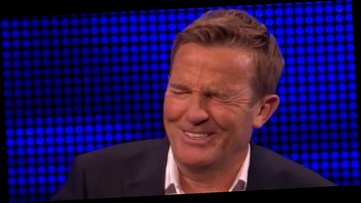 The Chase's Bradley Walsh fights back laughter in filthy innuendo TV fail