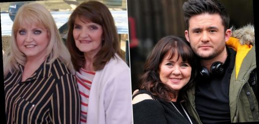 Coleen Nolan's son Shane hits back at comedian who mocked Linda and Anne's cancer diagnosis
