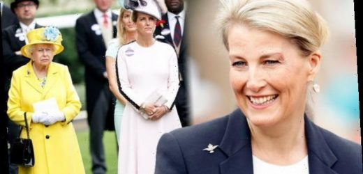 Sophie, Countess of Wessex body language shows 'revelation' in the Royal Family