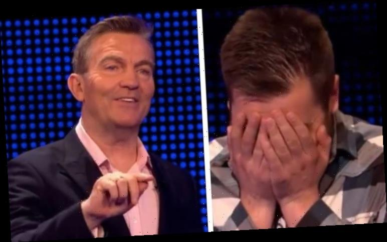 Bradley Walsh shuts down The Chase contestant's excuse for error: 'Get your ears tested!'