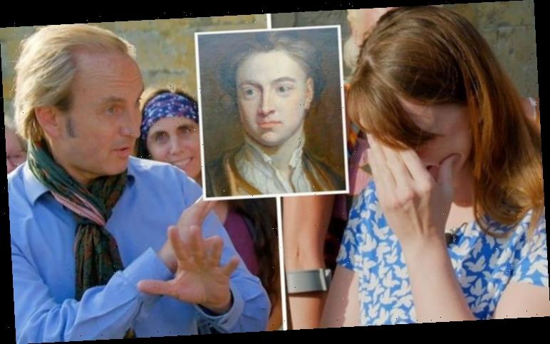 Antiques Roadshow expert issues harsh warning over painting valuation 'It needs work!'