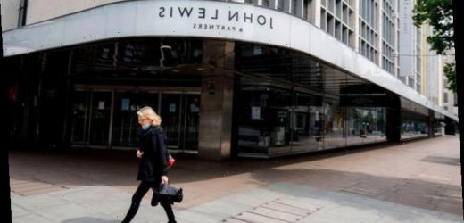 John Lewis to permanently close eight stores after shutting for lockdown – full list