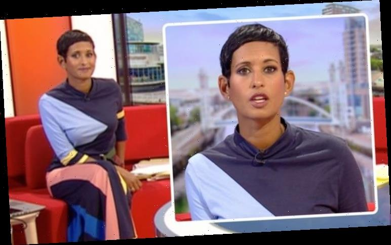 Naga Munchetty distracts BBC viewers with bold move: 'The lead story this morning'