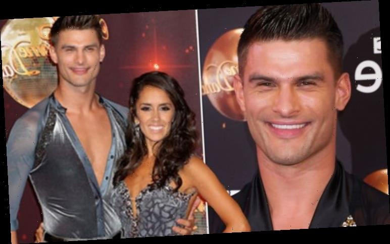 Strictly Come Dancing's Aljaz Skorjanec 'chuffed' about plans away from BBC series