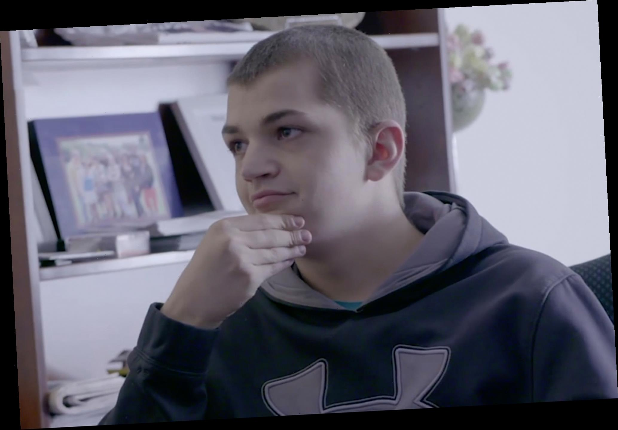 A gut-wrenching glimpse inside a high school for recovering teen addicts