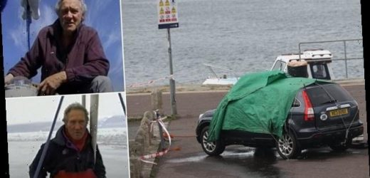 TV presenter Brian Black dies after his car plunges into water
