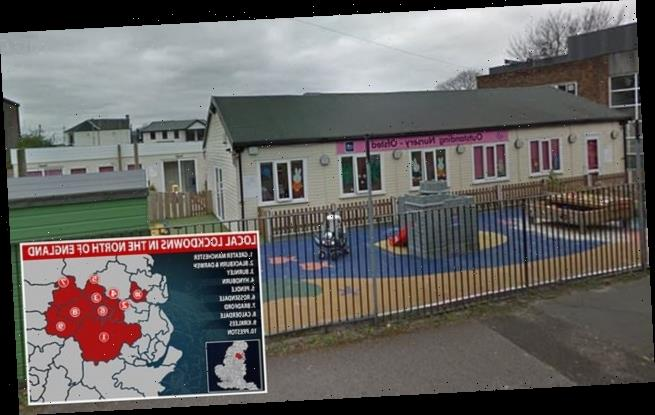 Children and staff self-isolate after Covid outbreak at Bury nursery