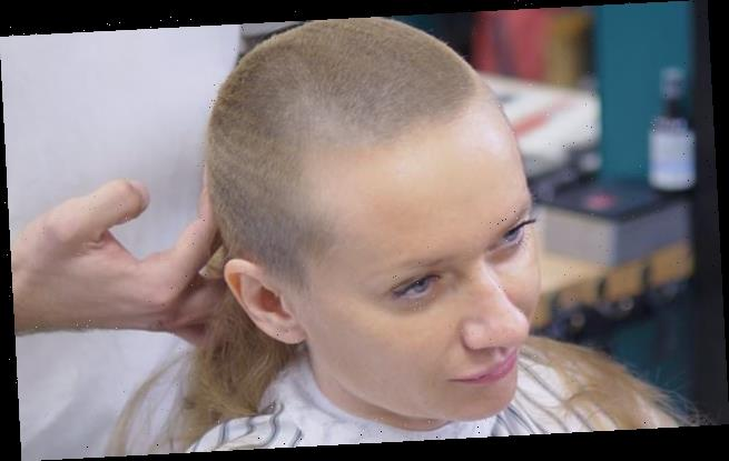 Girl's hair os shaved off 'by Muslim family for her loving a Christian