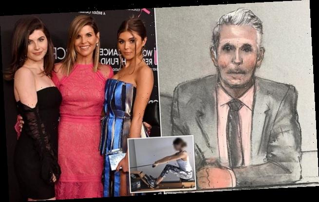 Lori Loughlin jailed for two months and her husband is jailed for five