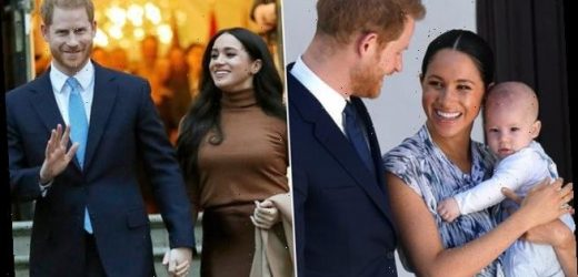 Prince Harry and Meghan Markle's son Archie still bound by royal law
