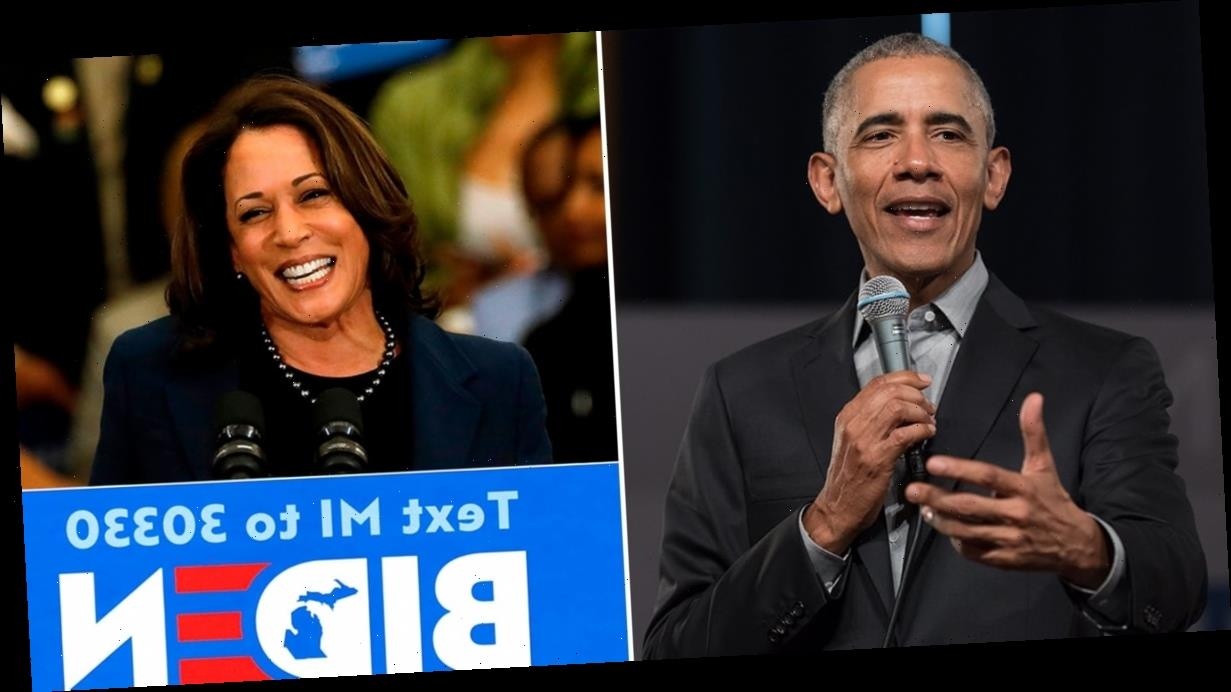 "Obama Applauds Joe Biden For Picking Kamala Harris as His VP: ""This Is a Good Day"""