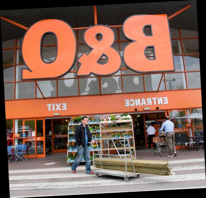 B&Q August Bank Holiday opening hours: What time are stores open?