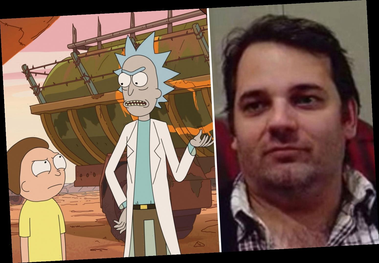 Calls for Rick and Morty to be CANCELED over vile re-surfaced vid of creator Dan Harmon 'pretending to rape baby doll'