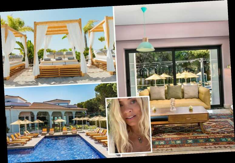 Inside Holly Willoughby's luxury Portugal holiday as she cuts trip short to quarantine before This Morning return – The Sun