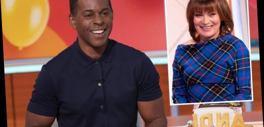 Andi Peters praises ITV for 'getting more black faces on screen' ahead of guest hosting Lorraine
