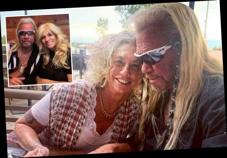 Dog The Bounty Hunter and fiancée Francie Frane go on sweet 'date night' after he sobs over late wife Beth