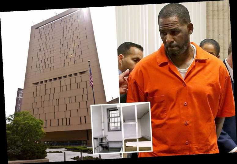 Inside R Kelly's hellhole jail where he's being held in solitary so pedo-hating inmates don't kill him
