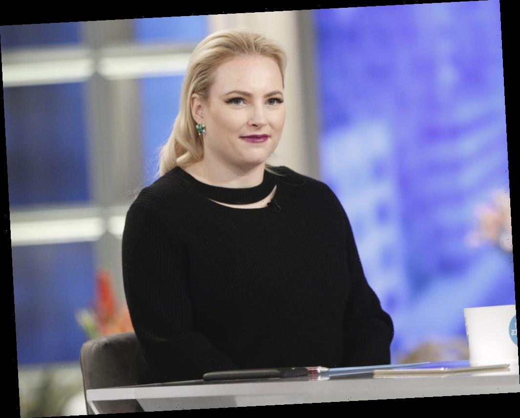 'The View': Meghan McCain Endorses a Possible Replacement for Her Maternity Leave