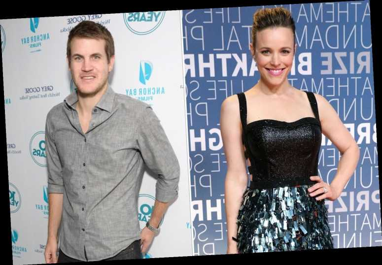 Rachel McAdams is 'pregnant' and expecting baby number two with Jamie Linden