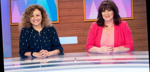 Loose Women's Nadia Sawalha unfollows Coleen Nolan after her manager's social media rant about 'nasty' Nadia