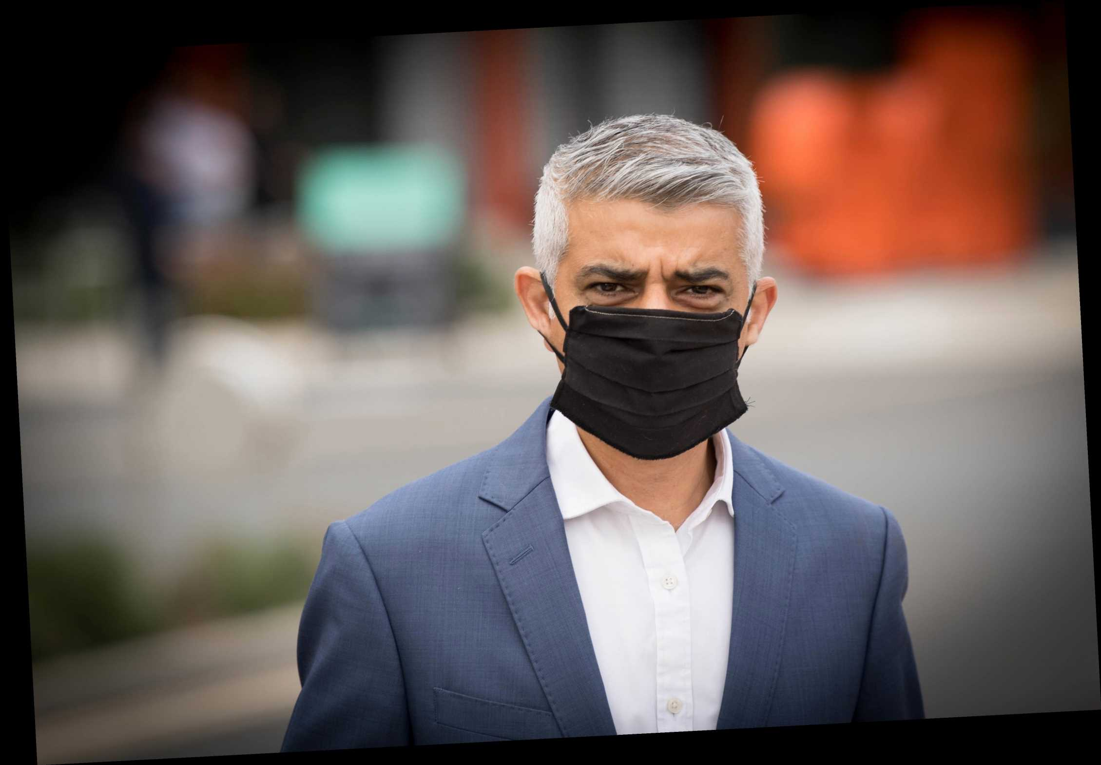 Sadiq Khan accused of 'forgetting his roots and betraying his communities' as Mayor