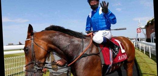 York Races: Battaash bad boys day behind him as Jim Crowley and Charlie Hills buzzing for Nunthorpe at Ebor Festival
