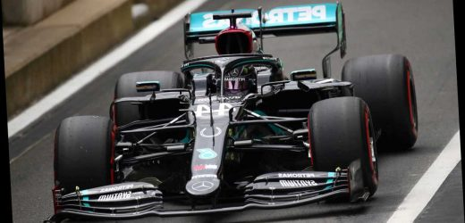 F1 70th Anniversary Grand Prix: Start time, TV channel, live stream, schedule for TODAY'S Silverstone race