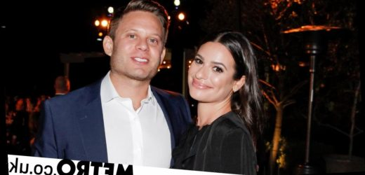 Lea Michele 'extremely grateful' as she 'welcomes son' with husband Zandy Reich