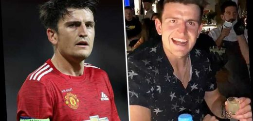 Harry Maguire set to be released on bail after arrest for 'attacking cop and trying to bribe officers in bust-up'