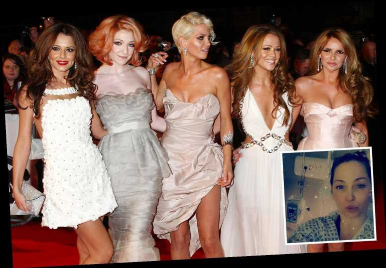How Girls Aloud have dealt with a stalker, divorce & a shock pop baby as they rally round Sarah Harding in cancer battle