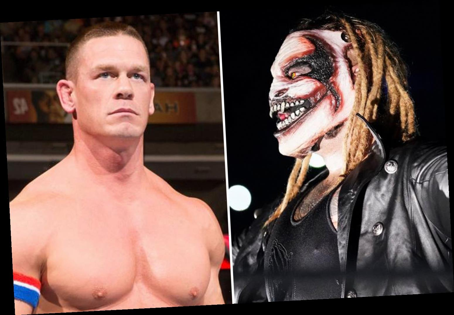 John Cena hails Bray Wyatt and one other heel for carrying WWE through the no-fan era caused by coronavirus pandemic