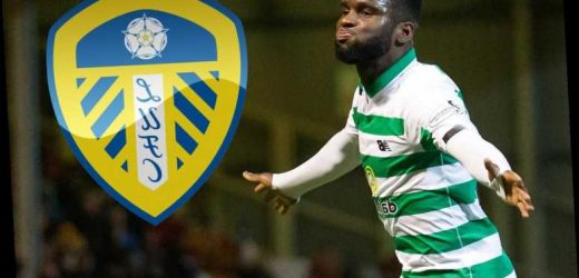 Celtic fear Edouard transfer with Leicester, Everton, Aston Villa, Newcastle, Palace and Leeds in hunt