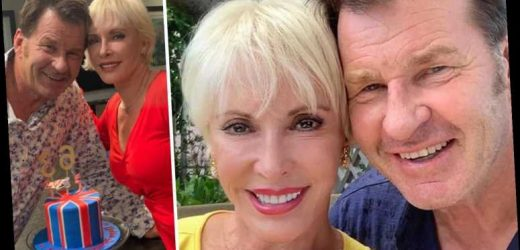 Golf legend Nick Faldo to wed former stripper Lindsay De Marco – who has criminal record for drugs and SIX ex-husbands