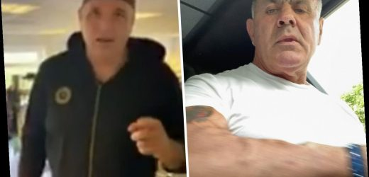 Tyson Fury's dad John, 56, furious after 'bigmouth bum' Micky Theo fails to show for fight following bizarre online feud
